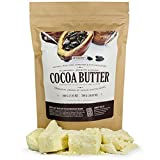 #3: Pure Raw Cocoa Butter (200 g) [Food-Grade Cacao Butter]