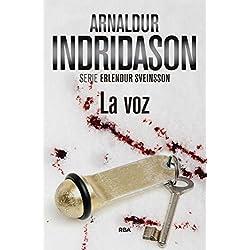 La voz (Erlendur Sveinsson nº 3)