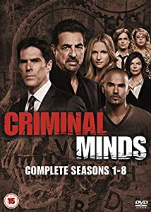 Criminal Minds - Season 1-8 Complete Box Set [DVD]
