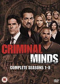 Criminal Minds - Season 1-8 Complete Box Set [DVD] (B00EOBB852) | Amazon price tracker / tracking, Amazon price history charts, Amazon price watches, Amazon price drop alerts