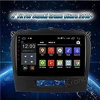 Radio krando Android 7.1 9 Full Radio con GPS para Suzuki Grand Vitara 2015 + ·