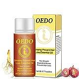 yiwa Ginseng Haar Wachstum Essence Schäden Hair Repair verhindert Haarausfall Behandlung Liquid Hair Wachstum Essence Öl 20ml