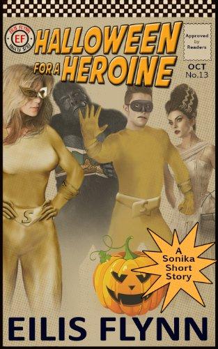 Halloween for a Heroine (English Edition)