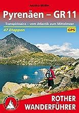 Pyrenäen - GR 11: Transpirinaica - vom Atlantik zum Mittelmeer. 47 Etappen. Mit GPS-Daten (Rother Wanderführer) hier kaufen
