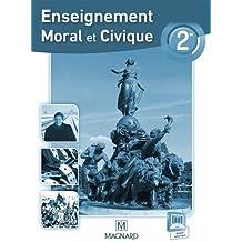 Enseignement moral et civique 2de : Livre du professeur