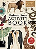Animalium Activity Book (Welcome to the Museum) by Katie Scott (2015-07-01)