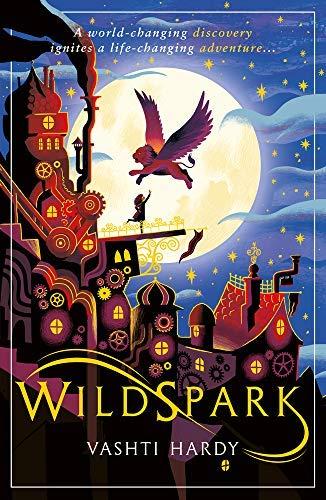 Wildspark: A Ghost Machine Adventure (English Edition)