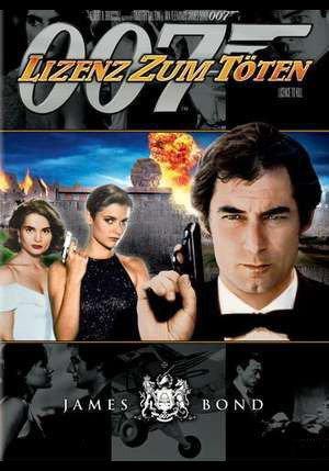 James Bond - Lizenz zum Töten (Bond David)
