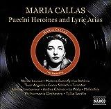 Maria Callas : Héroïnes de Puccini et airs lyriques
