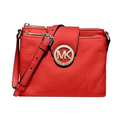 f60efaf7e920 ... shopping michael kors sling bag red 45339 73e52