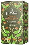Pukka tè-Ginseng Matcha tè verde 20bustine