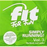 Fit for Fun: Simply Running! die Musik Zum Laufen,