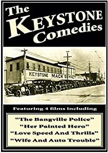 The Keystone Comedies [DVD]