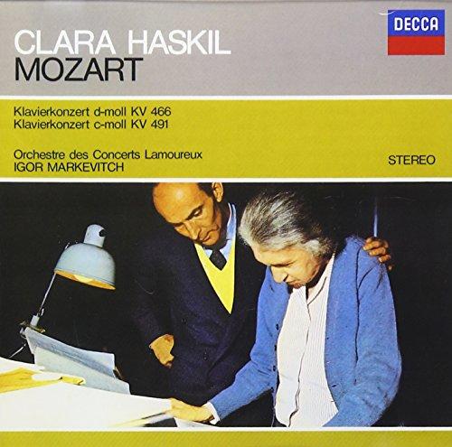 Mozarto:Piano Concerto 20/24 Clara Arc