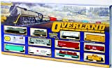 Bachmann Züge Overland Limited Ready–To–Run HO Maßstab Zug Set