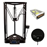 Anycubic Delta Rostock Stampante 3D Kossel Stampa Grande Formato φ230mm*270mm(Versione Plus) - Anycubic - amazon.it