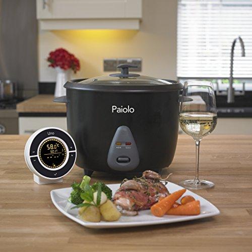 51eKXQvPQzL. SS500  - Creative Cuisine by Grant Uno 240 UK 1 BK Sous Vide Controller, Black