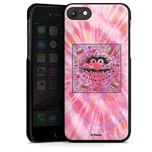Apple iPhone X Silikon Hülle Case Schutzhülle Disney Muppets Fanartikel Merchandise Hard Case schwarz