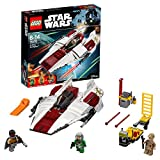 LEGO 75175 Star Wars A-Wing Starfighter, Classic Star Wars Saga