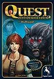 Pegasus Spiele 65015G - Quest: Wolfsjagd