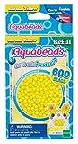 Aquabeads 32528 Perlen Bastelperlen nachfüllen gelb