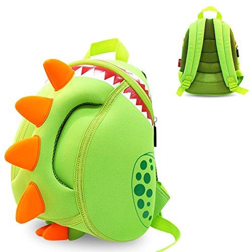 Imagen de  de dinosaurio infantil verde alternativa