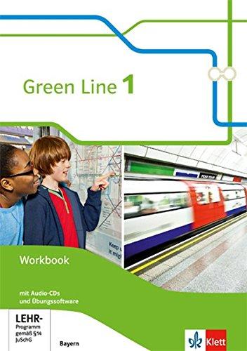 Produktbild Green Line 1. Ausgabe Bayern: Workbook mit 2 Audio-CDs und Übungssoftware 5. Klasse (Green Line. Ausgabe für Bayern ab 2017)