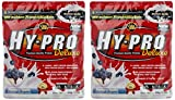 All Stars Hy-Pro Deluxe Beutel Doppelpack (2 x 500 g) Blueberry-Vanilla, 1er Pack (1 x 1 kg)