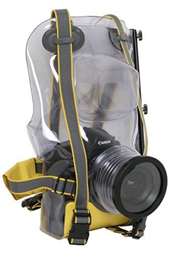 Unterwassergehäuse für SLR Kameras ()