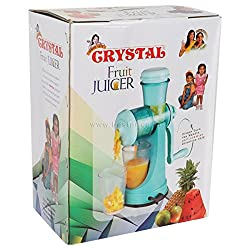 A Wonderful Crystal Fruit Juicer Manual, 1N