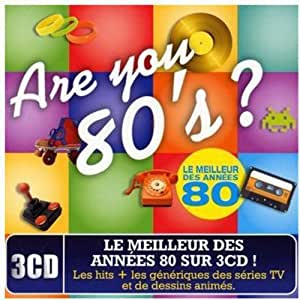 Are You 80'S ? 3CD