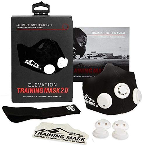 Elevation Training Mask - Máscara entrenamiento Tall