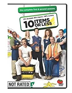 10 Items Or Less: Complete First & Second Seasons [DVD] [2006] [Region 1] [US Import] [NTSC]