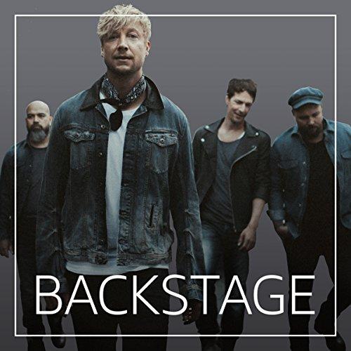 Backstage mit Sunrise Avenue