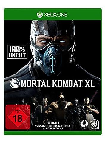 Mortal Kombat XL [import allemand]