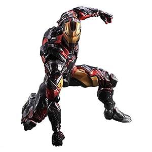 Figurine Variant Play Arts Kaï - Iron Man (Marvel Comics)