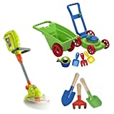 Best Weed Trimmers - 6-Piece Gardener Set by American Plastic Toys, Workman Review