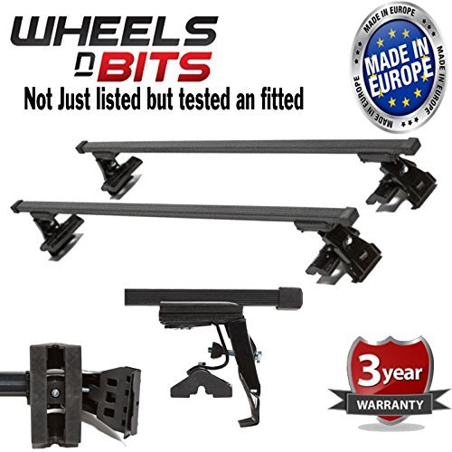 ford-fusion-5dr-02-12-roof-bars-rack-75kg-model-custom-direct-fitted