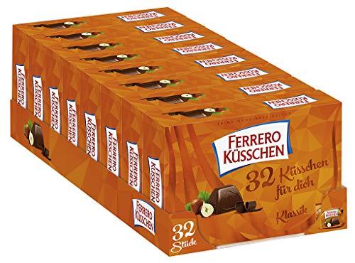 Ferrero Küsschen, 8er Pack (8× 284 g)
