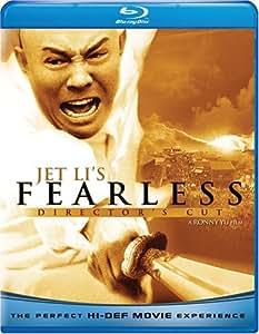 Jet Li's Fearless [Blu-ray] [Import anglais]