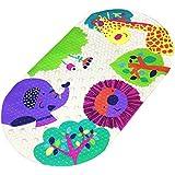 alledomain antideslizante alfombra de baño para niños/bebé anti-bacterial alfombrilla para bañera, ducha alfombrilla 27