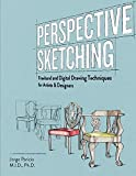 Perspective Sketching: Freehand and Digital Drawing Techniques for Artists & Designers by Jorge Paricio (2015-01-01)