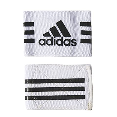 adidas Football Soccer Guard Stay Ankle Strap White