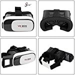 Do you Love to watch 3D Video?? The Mobilegear New VR BOX 2.0 headsets will bring you to an immersive, fabulous virtual world while you playing games, watching 3D videos. It can be used by HID devices such as Game Controllers or Keyboard and Mouse ov...