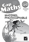 CAP Maths CM2 Éd. 2017 - Matériel photocopiable