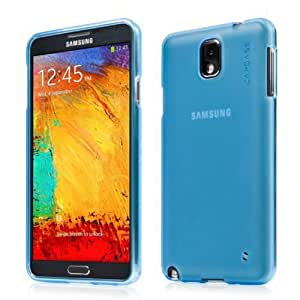 Capdase Soft Jacket Xpose Case for Samsung Galaxy Note 3 - Tinted Blue