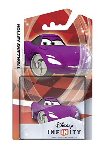 Disney Infinity 1.0 Holly Shiftwell Figure (Xbox One/PS4/PS3/Nintendo Wii U/Xbox 360) [Importación Inglesa] 51eKkhOpnNL