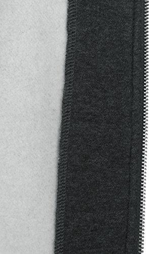 Urban Classics TB1818 Herren Sweatshirt Mehrfarbig (Cha/Blk 314)