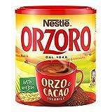 Nestlé Orzoro Orzo, Cacao Orzo e Cacao Solubile Barattolo 180 g