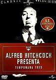Alfred Hitchcook presenta: 3ª temporada [DVD]
